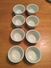 Villeroy Boch Ramekins Set Of 8 White