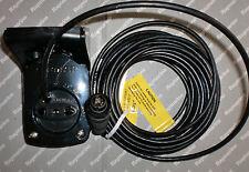 Raymarine a,c,e series  MFD Transom Depth Transducer P48 A102140 A80150