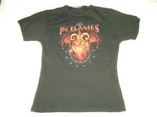 IN FLAMES – rare old T-Shirt!!