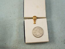 HOT AIR BALLOON PIN SMALL GOLDTONE