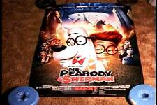 MR PEABODY AND SHERMAN  DS  ROLLED 27X40 ORIG MOVIE POSTER