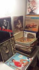 LOTTO 200 COPERTINE LP POP/ROCK INTERNAZIONALE