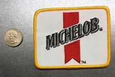 """Michelob Anheuser-Busch Logo Beer Patch Budweiser Bud 3"""" X 3.75"""""""