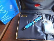 AURORA MARE FOUNTAIN PEN LIMITED EDITION