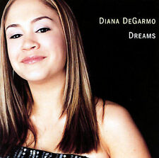 FREE US SH (int'l sh=$0-$3) NEW CD Diana DeGarmo: Dreams / Don't Cry Out Loud /