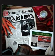 Thick As a Brick [40Tth Annivsary] by Jethro Tull (Vinyl, Nov-2012, 2 Discs, EMI