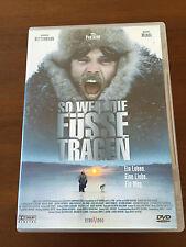 SO WEIT DIE FÜSSETRAGEN - HASTA DONDE LOS PIES ME LLEVEN - 1 DVD - 151 MIN - V.O
