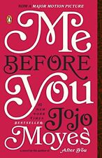 Me Before You by Jojo Moyes (Penguin Books; Reprint edition) (Paperback) NEW