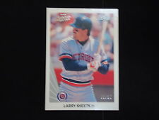 2012 Leaf Memories Buy Back Card #350 Larry Sheets #2/20