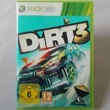 XBOX 360 - Microsoft ► DiRT 3 ◄ dt.Version | TOP Zustand