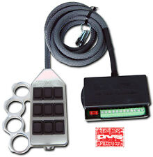 AVS ARC-9-KN-UP Knucke Up 9 Switchbox Air Ride Suspension Bag Controller