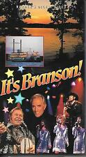 IT'S BRANSON VHS ROY CLARK, ANDY WILLIAMS, GLEN CAMPBELL, THE OSMONDS