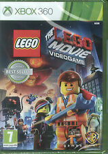 The LEGO Movie Videogame - Xbox 360 MicroSoft Xbox360 Game