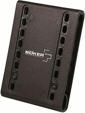 Boker Plus Kydex Carry System Large Belt Clip System With Screws Blk 09BO555 NEW