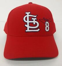 St. Louis Cardinals Red Snap back Size M/L Men's Hat With Tags