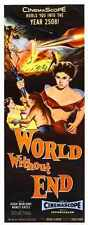 World Without End PoSter 02 Metal Sign A4 12x8 Aluminium
