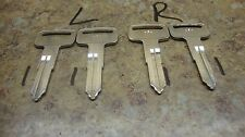 SUZUKI ATV KEY BLANKS LT 50 80 125 185 230 230R LTF 230 250 LT250 Quad Runner