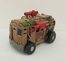 TMNT Shellraiser Assault Vehicle Teenage Mutant Ninja Turtles