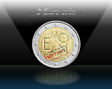 "SLOVENIA 2 EURO Commemorative coin 2015 "" EMONA - LJUBLJANA "" UNCIRCULATED"