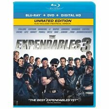 The Expendables 3 (Blu-ray 2014) DVD AND DIGITAL NOT INCLUDED