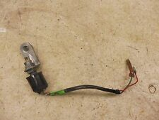 1964 honda c105 trail 55 H1320~ working rear brake switch