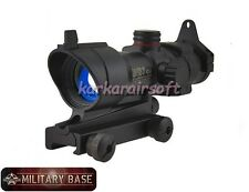 Airsoft TA01 Style 1x32 Red Dot Scope Sight