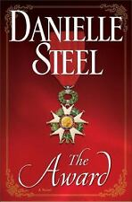 2016 Danielle Steel The Award A Novel Hardcover First Edition NEW