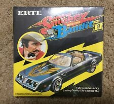 Vintage 80 81 Firebird Trans Am Smokey And The Bandit Die Cast Metal 8110 Sealed