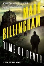 Time of Death (Tom Thorne), Billingham, Mark, Good Condition, Book