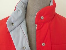 New ALPINE DESIGNS Men's Reversible Down Vest Gilet Body Warmer Jacket Sz L USA