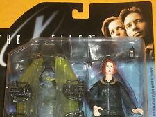 Juguetes Mcfarlane: la Película Figura de acción de X-Files Dana Scully agente del FBI (variante) un