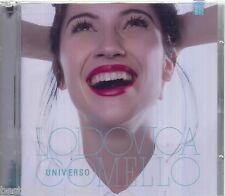 SEALED - Lodovica Comello CD NEW Universo CD+DVD