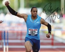 AUTOGRAPHE SUR PHOTO 20 x 25 de Pascal MARTINOT-LAGARDE (signed in person)