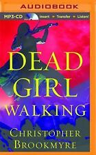 Dead Girl Walking by Christopher Brookmyre (2015, MP3 CD, Unabridged)