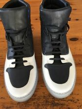 BALENCIAGA High-Top Sneakers, 44 EU 11 US, $750