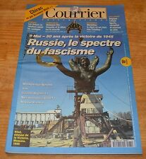 Courrier International n°235, Russie, le spectre du fascisme, 4 au 10 mai 1995