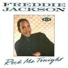 "FREDDIE JACKSON Rock Me Tonight 12"" Single Vinyl Record Capitol 1985 EX"