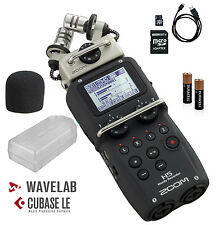 Zoom H5 Four-Track Portable Handy Recorder w/2GB SD *New* Authorized USA Dealer
