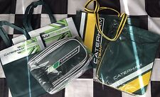 Caterham F1 Team Kit Car 5 x Bag Set Perfect For Holidays Shopping Sports New
