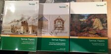 Tarmac Papers Volume II, III and IV Books On History Of Quarry Company Set of 3