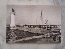 Ancienne carte postale Quiberon Port Haliguen