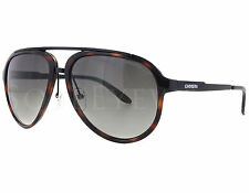 NEW Carrera 96S 6C1HA 6C1/HA Havana Black Brown Aviator Sunglasses