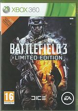 Xbox 360 Battlefield 3 (Xbox One compatible)