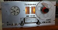 Vintage Pioneer RT-707 Reel To Reel Tape Deck 3-Motor 4-Head Estate Pre-Owned
