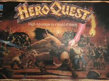 MB Hero Quest High Adventure In The World Of Magic Board Game (100% Complete)