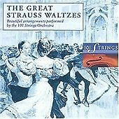 Great Strauss Waltzes, 101 Strings, Good Import