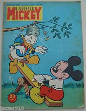 ¤ LE JOURNAL DE MICKEY n°123 ¤ 03/10/1954