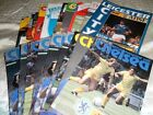 CHELSEA HOME AND AWAY PROGRAMMES FROM 1981/2