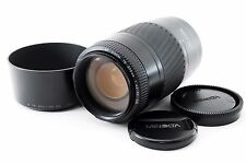 Minolta AF Zoom 75-300mm F4.5-5.6 II Macro Lens for Sony Alpha from Japan #27