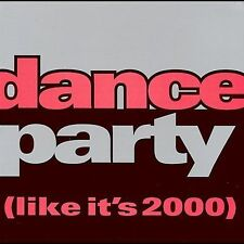 Various Artists: Dance Party: Like It's 2000  Audio Cassette